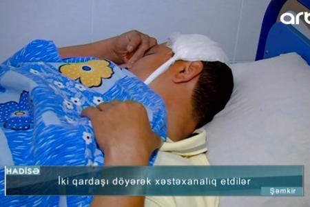 Qardaşlar əmioğulları tərəfindən ölümcül döyüldü – VİDEO
