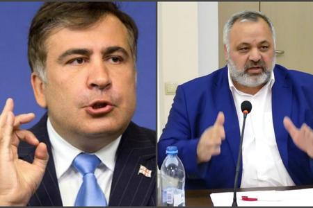 Söyün Sadıqovla Saakaşvilinin işbirliyi barədə müdhiş iddialar - İş adamı sualdan qaçır...