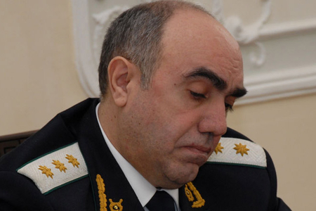 """Prezident Zakir Qaralovu 1-ci dərəcəli """"Vətənə xidmətə görə"""" ordeni ilə təltif edib"""
