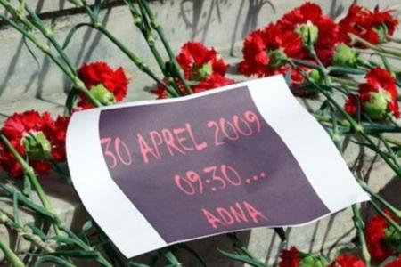 ADNA-da törədilən terror aktından 10 il ötür