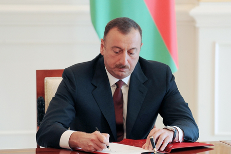 Prezident Vergi Məcəlləsində dəyişiklik edilməsi haqqında qanunu imzalayıb