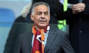 """""""Milan"""" başını itirib"""" – """"Roma""""nın prezidenti"""