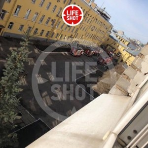 Sankt-Peterburqda partlayış baş verib: 4 nəfər yaralanıb
