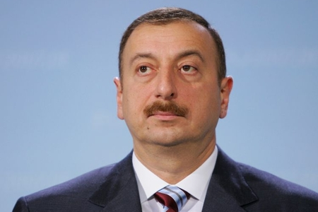 Azərbaycan prezidenti Şəmkir rayonuna səfər edib