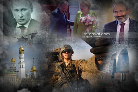 ABŞ hərbçiləri İrəvanda – Paşinyan Putinin səbrini sınağa çəkir
