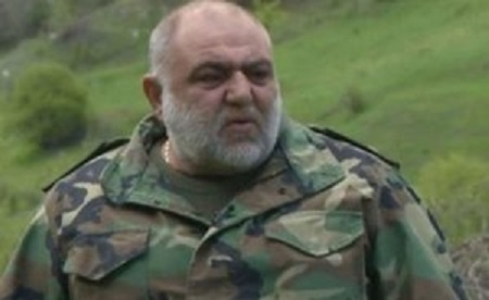 General Saroyan yırtıcı dostu Manvel haqda: