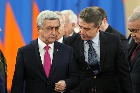 Karapetyan siyasi qüvvələrə müraciət etdi – Bəyanat