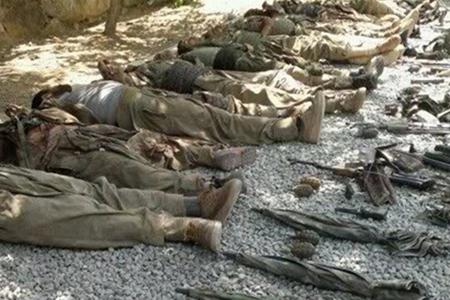 Türkiyə ordusundan PKK-ya sarsıdıcı zərbə: 307 terrorçu məhv edildi