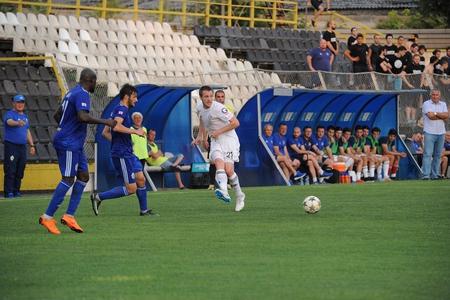 Gürcüstan klubunun 5 futbolçusu danışılmış oyunda iştirak şübhəsi ilə cəzalandırılıb