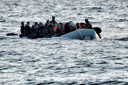 Aralıq dənizində 7 ayda 1500-dən çox miqrant boğularaq ölüb