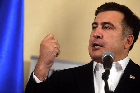 """Saakaşvili: """"Mən Gürcüstana gələcəyəm"""""""