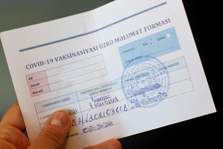 """Azərbaycanda """"COVID-19 pasportu"""" məcburi olacaq - Operativ Qərargah"""