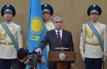Qasım-Comərd Tokayev Qazaxıstanın prezidenti oldu