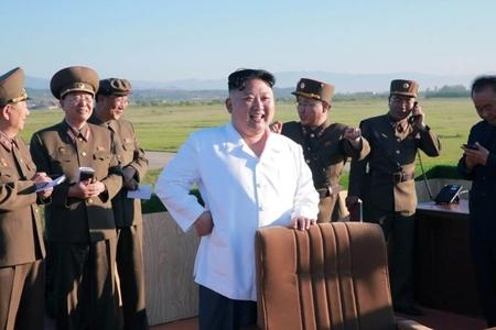 Şimali Koreya növbəti raket sınağı keçirib