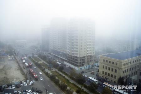 Bu gün və sabah Azərbaycanda toz dumanı gözlənilir
