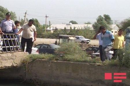 Bərdədə kanalda batan qardaşlardan ikincisinin meyiti tapılıb