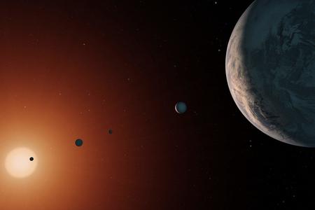 Göz almacığına bənzər planet aşkarlanıb