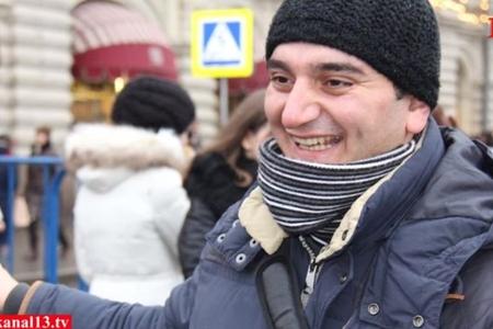 Prokuror həbsdə olan jurnalistə cəza istədi
