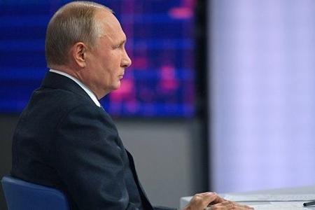 Putin Allaha inamla bağlı sualı cavablandırdı: