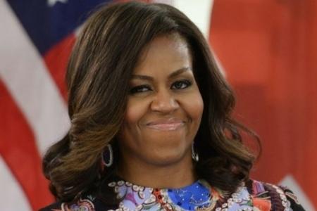 """Mişel Obama ABŞ-da """"İlin qadını"""", Barak Obama isə """"İlin kişisi"""" seçiliblər"""