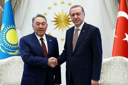 Nazarbayev və Ərdoğan İƏT-in Qüds məsələsi ilə bağlı zirvə toplantısını müzakirə edib