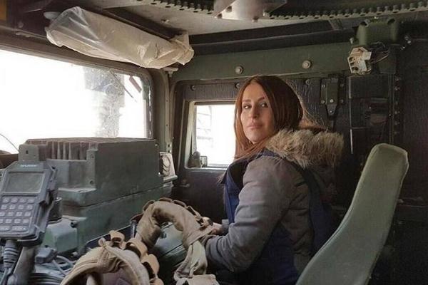 Kürd jurnalist Mosulda pusquya düşüb öldü