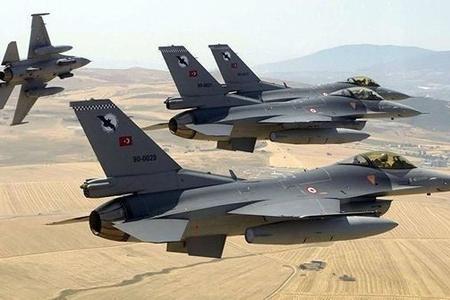 Türkiyə İraqa zərbələr endirdi