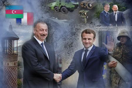 Fransa prezidenti Bakıya gəlir