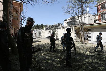 Əfqanıstanda PARTLAYIŞ - 5 ölü, 10 yaralı