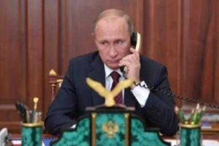 Putin Koçaryana zəng etdi
