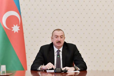 Prezident İlham Əliyev Elinanın intiharının araşdırılması ilə bağlı dövlət qurumlarına tapşırıqlar verdi