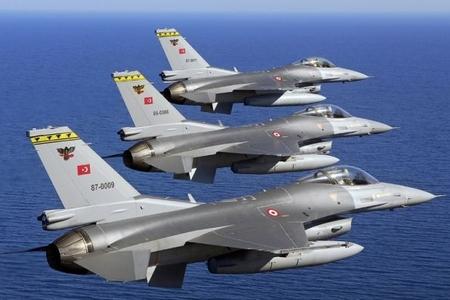 Türk aviasiyası İraqı vurdu: