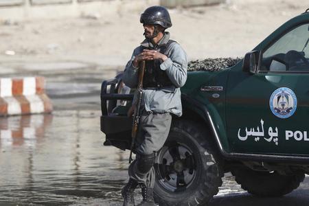 Əfqanıstanda terrorçuların hücumu nəticəsində 7 hərbçi və 10 polis əməkdaşı öldürülüb
