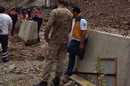 Türkiyədə yeni tikilən su elektrik stansiyasında partlayış baş verib