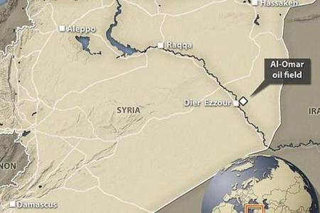 Rəqqadan Sonra Deyr-əz-Zor – Suriyanın ən böyük neft yataqları PYD-nin əlinə keçdi