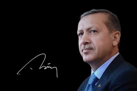 Türkiyə prezidenti 20 yanvar şəhidlərini andı