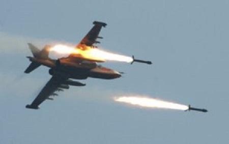 İraq Suriyanı bombaladı
