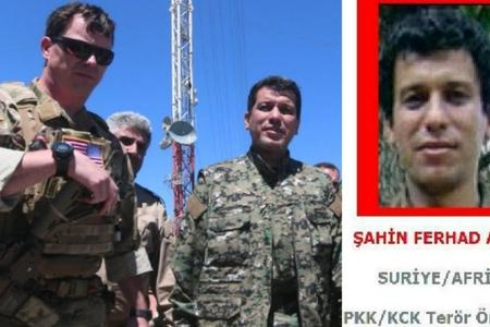 ABŞ hərbçiləri Türkiyənin bombaladığı PKK-çıları ziyarət etdi