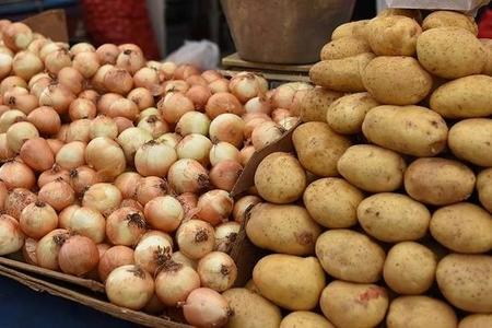 İrandan kartof və soğan qadağası