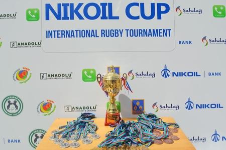 NIKOIL | Bank reqbi üzrə beynəlxalq turnirə dəstək oldu