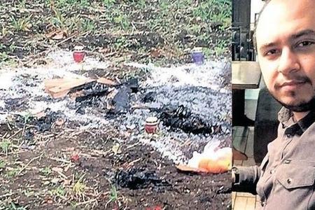 Ukraynada Türkiyə vətəndaşını öldürürək satanist ritualı ilə yandıran azərbaycanlı tutulub