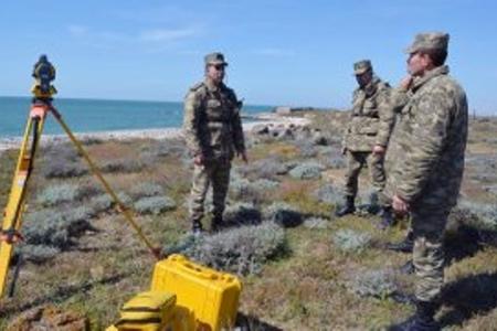 Azərbaycan Ordusu desantçıxarma əməliyyatları üzrə taktiki-xüsusi təlim keçirib - FOTOLAR