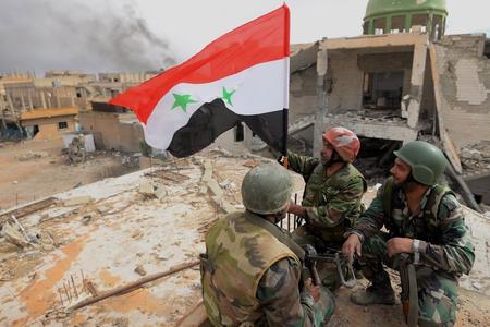 Suriya ordusu İŞİD-in 800 yaraqlısını məhv edib
