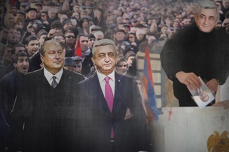 """Sərkisyan gedir, Sərksiyan gəlir - """"Qarabağ klanı"""" hakimiyyəti bölüşür..."""