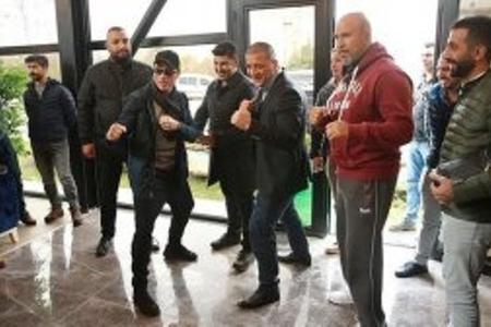 Van Damm Türkiyədə idman mərkəzi açır