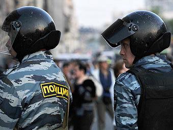 Moskvada erməni miqrantlarla kütləvi dava - yaralılar var