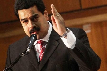 Nikolas Maduro ABŞ-ın Venesuelaya qarşı yeni sanksiyalarını şərh edib