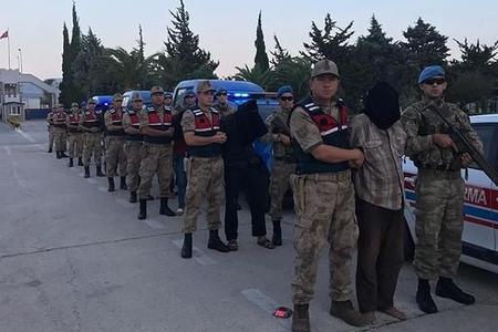 Türk kəşfiyyatı Suriyada əməliyyat keçirib: 9 terrorçu saxlanılıb
