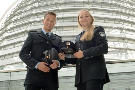 Almaniya parlamentinin xüsusi polisi var