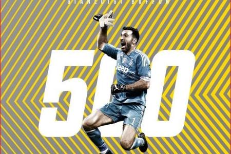 """Buffon """"Yuventus""""un heyətində 500-cü oyununu keçirib"""